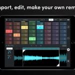 Mixvibes Remixlive 4 —play samples and edit them too 4