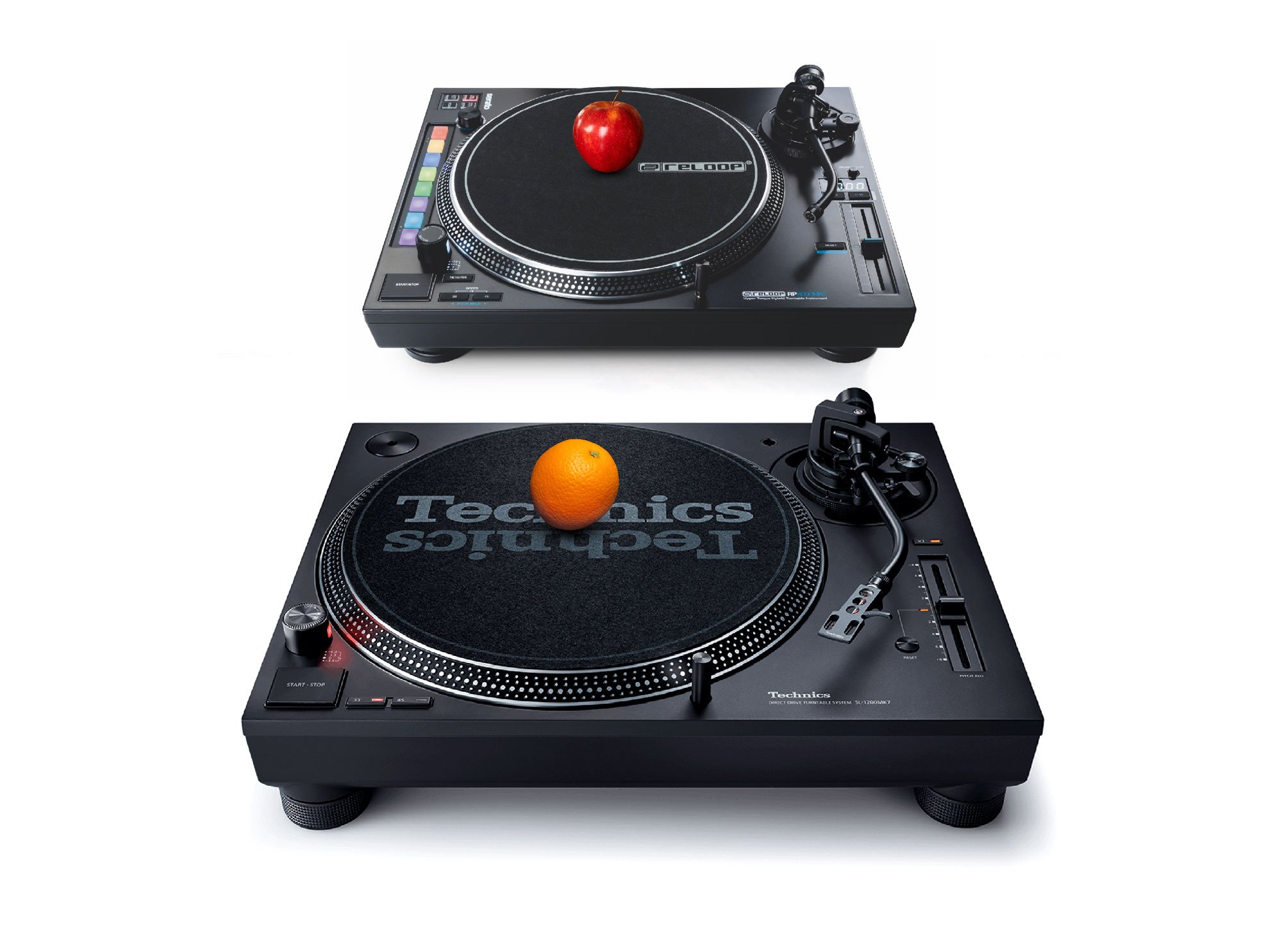 Turntable Tuesday and the polarising power of technology