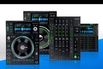 Denon DJ Prime software and firmware update bonanza 4