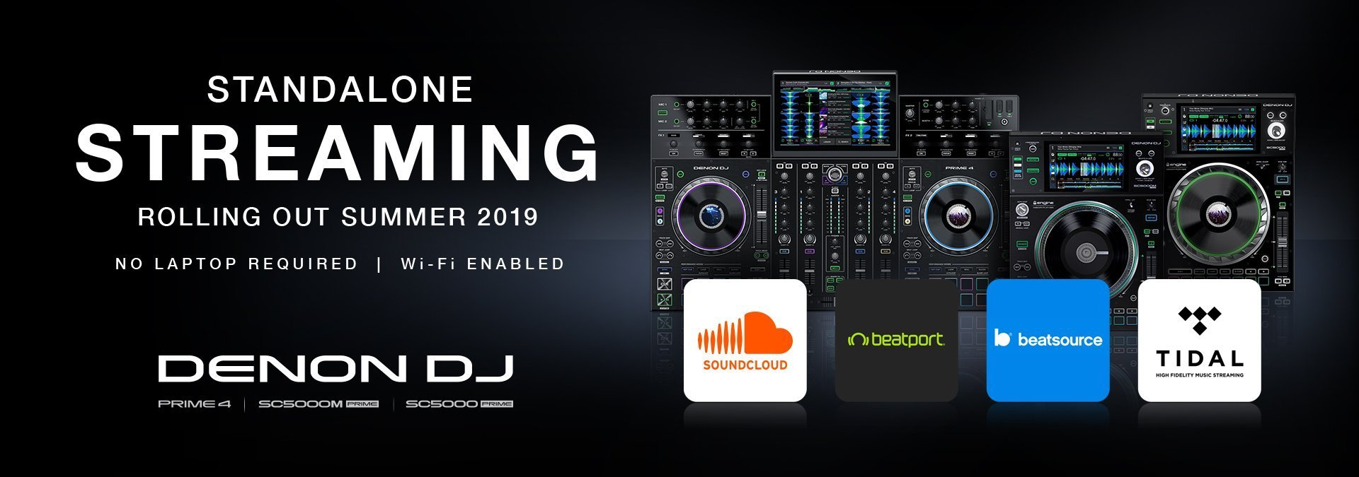 Denon DJ's secret standalone streaming has been here all the time 1