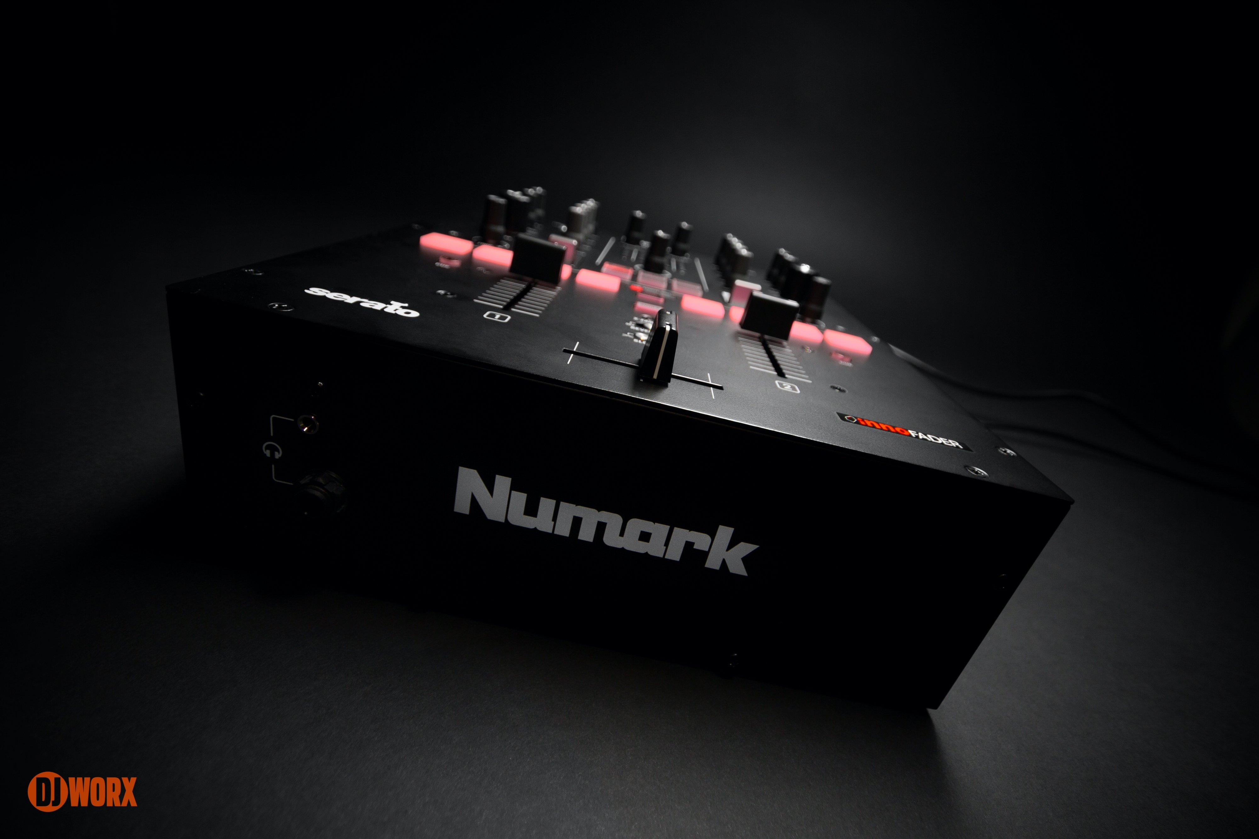 EXCLUSIVE REVIEW: Numark Scratch Serato DJ Pro Mixer | DJWORX