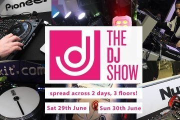 the DJ show 2019 UK Newbury