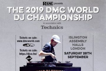 DMC World Technics sponsor Rane 2019 turntablism battle scratching