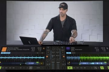 Traxus Control: The Ultimate Traktor Remote + Interview | DJWORX