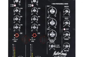 MasterSounds Radius two Valve rotary DJ mixer Union Audio Andy Rigby Jones (1)