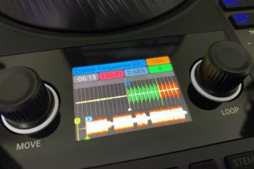 Traktor Kontrol S4 MK3 screen hack (2)
