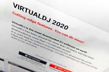 VirtualDJ 2020 Virtual DJ first look Beatport Link (8)