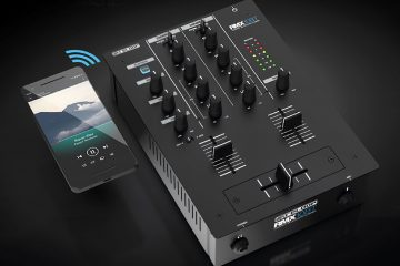 Reloop RMX-10 BT bluetooth mixer