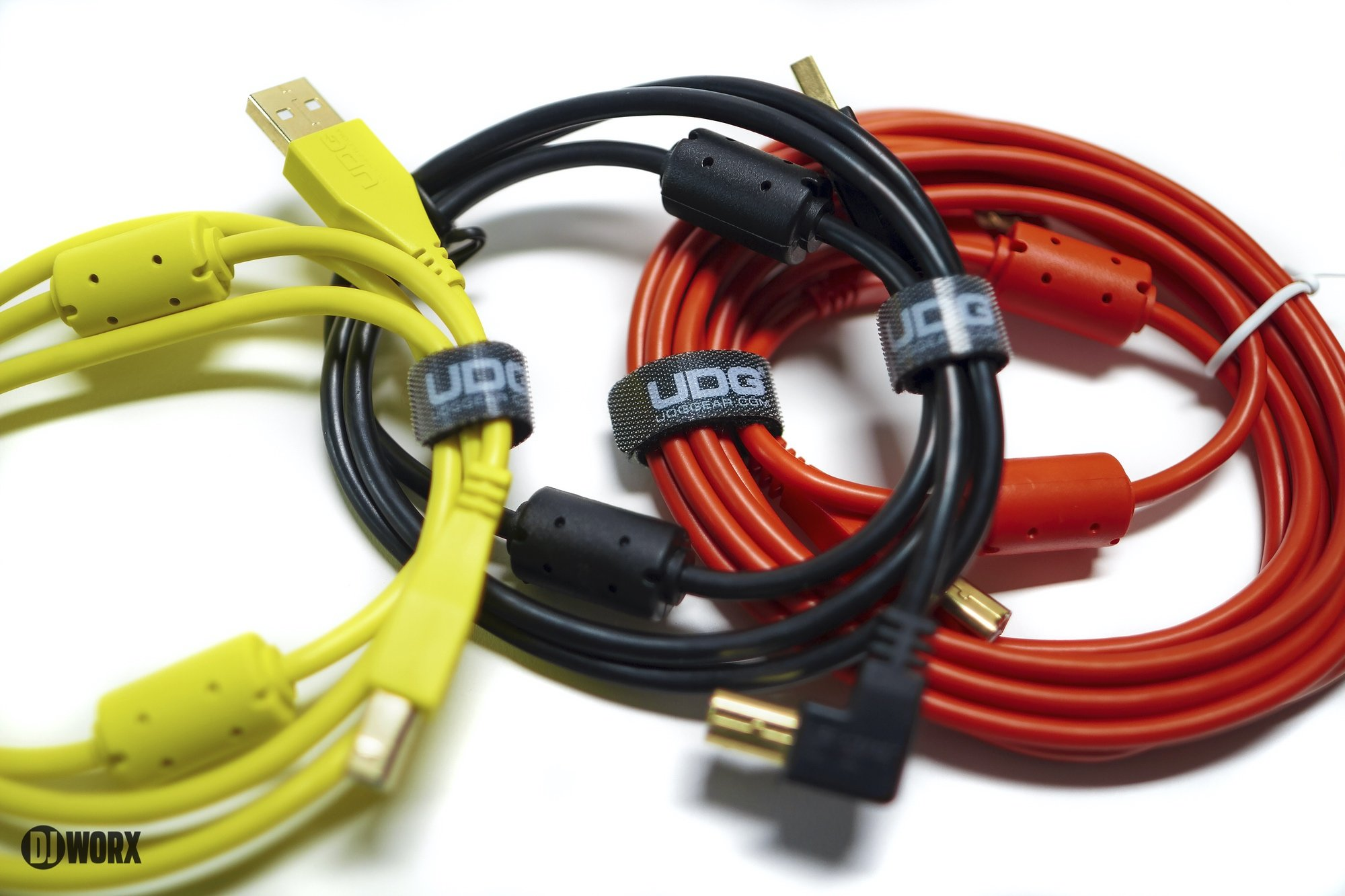 UDG USB cable review DJ Techtools Chroma Cables DJTT (1)