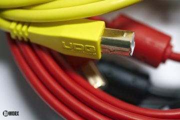 UDG USB cable review DJ Techtools Chroma Cables DJTT (3)