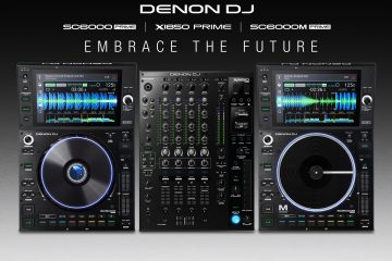 Denon DJ turnt up to 11 — the SC6000, SC6000M, and X1850 Prime 2
