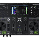 Denon DJ Prime Go engine battery powered controller console NAMM 2020 (2)
