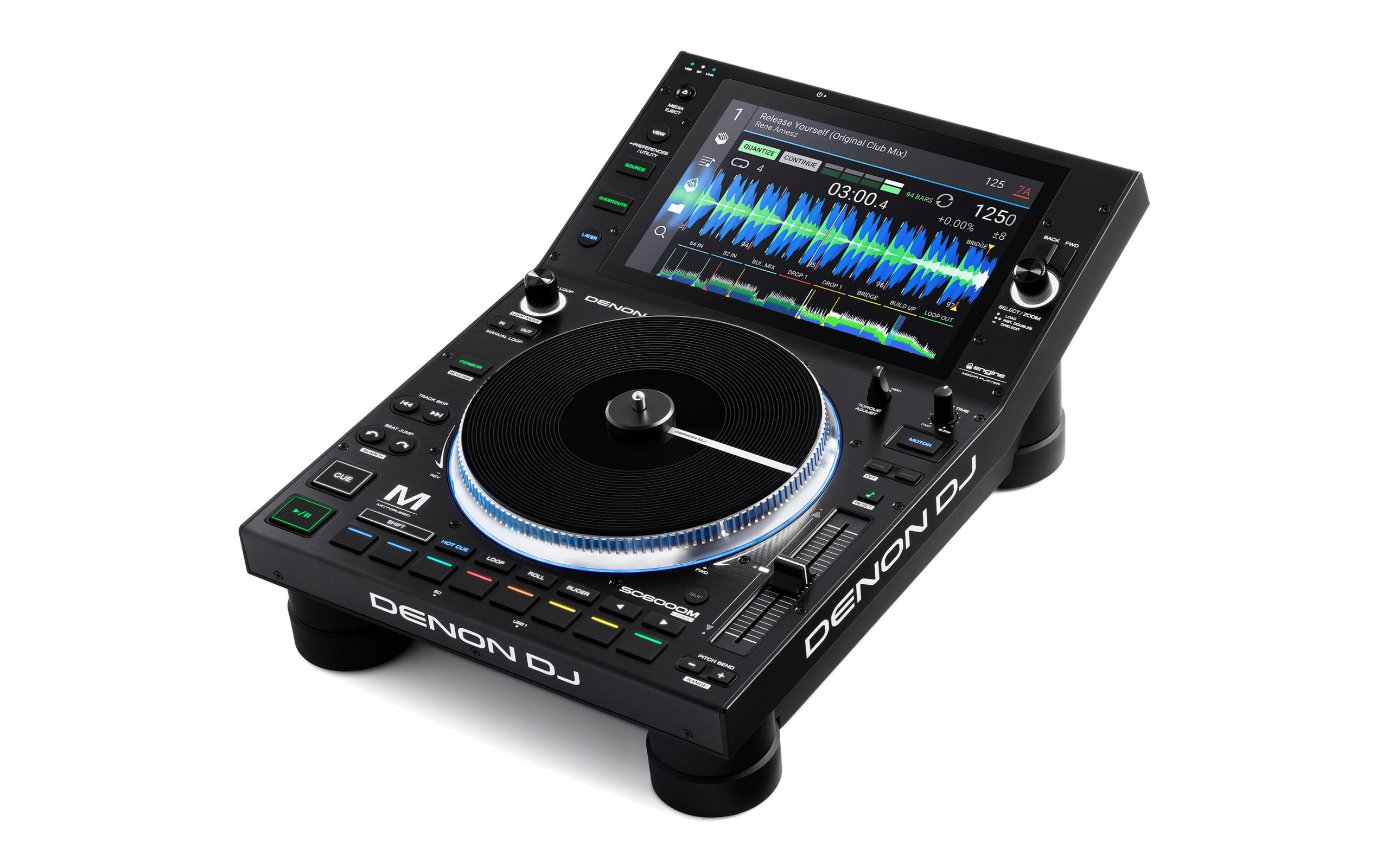Denon DJ turnt up to 11 — the SC6000, SC6000M, and X1850 Prime 3