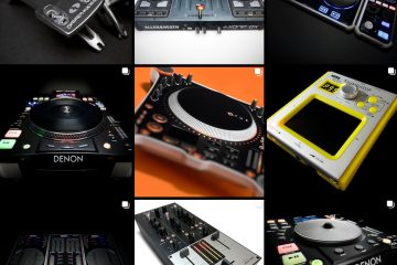 DJ gear from yesteryear — a daily photographic retrospective 6