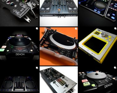 DJ gear from yesteryear —a daily photographic retrospective 2