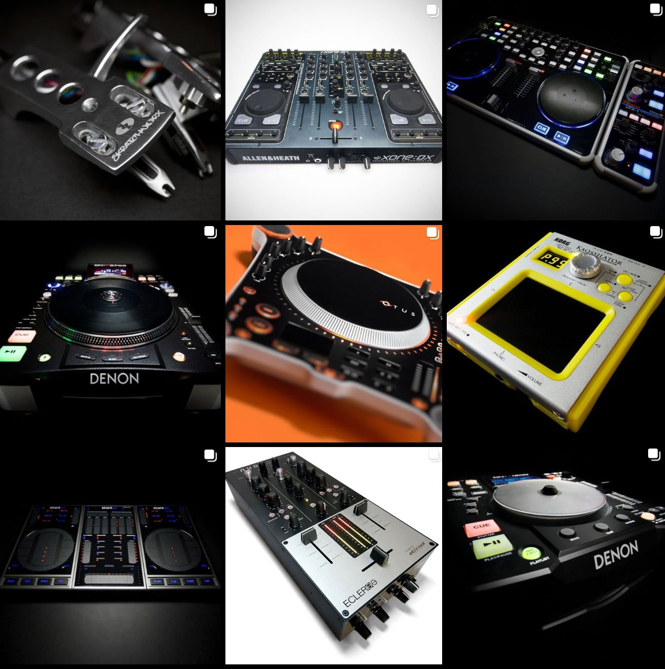 DJ gear from yesteryear — a daily photographic retrospective 7
