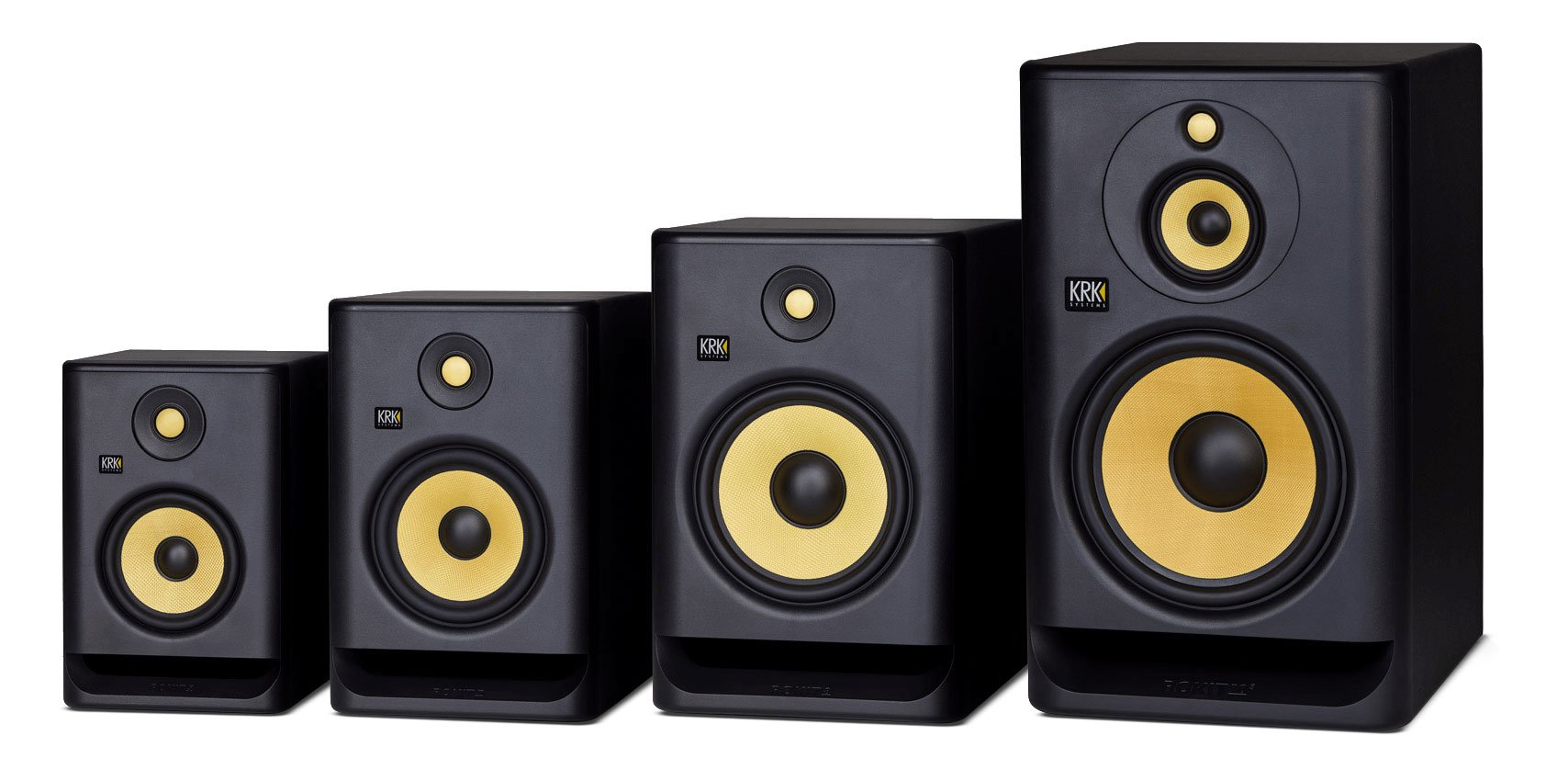 REVIEW: KRK Rokit G4 RP7 and 10S speaker reviews 1