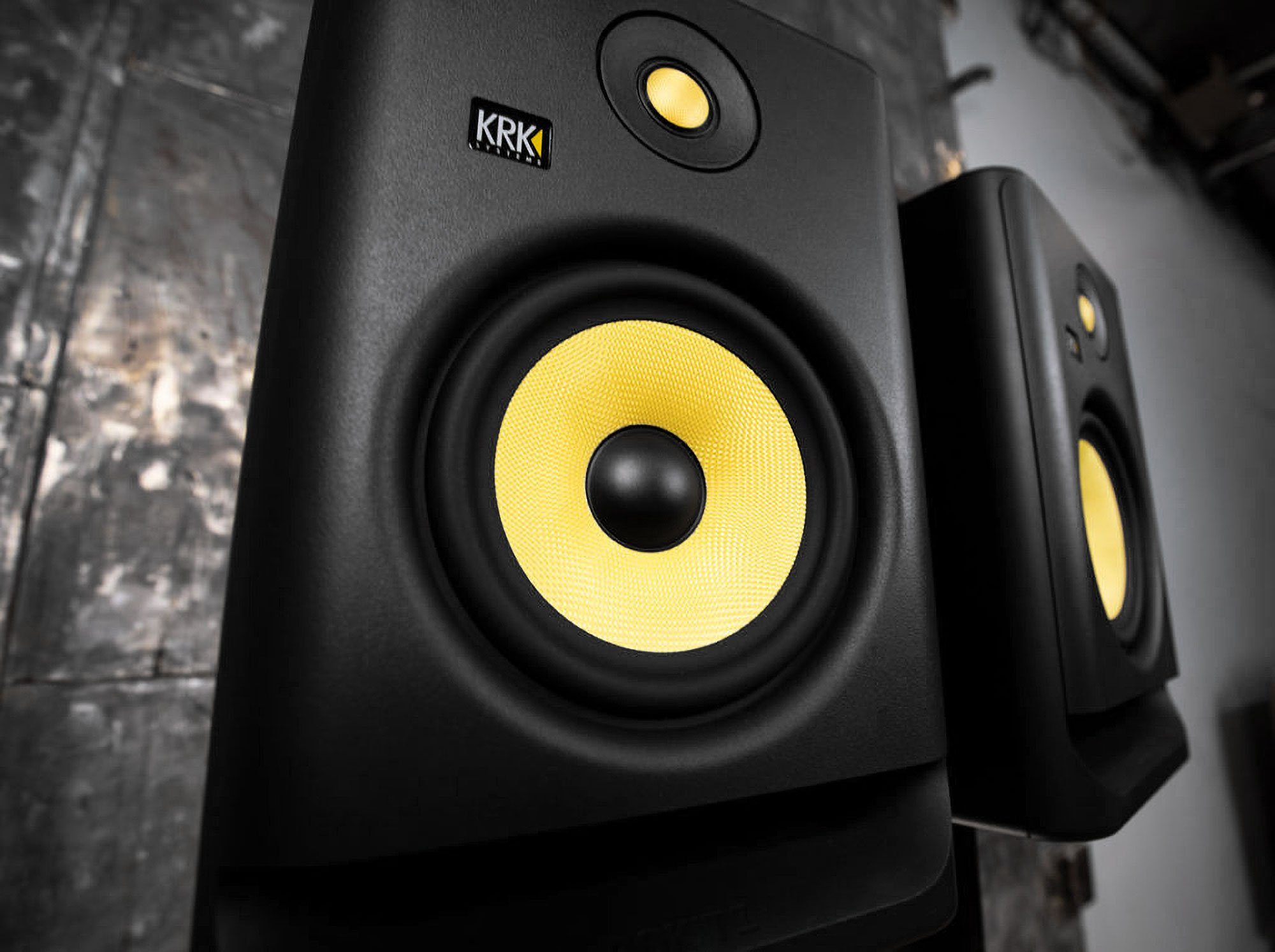 KRK Rokit G4 RP7 10S speaker monitor review DJ DJWORX (1)