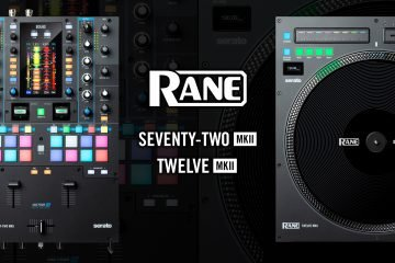 Rane SEVENTY-TWO MKII and TWELVE MKII for more than just Serato 11