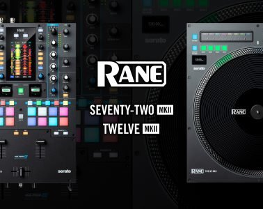 Rane SEVENTY-TWO MKII and TWELVE MKII for more than just Serato 4