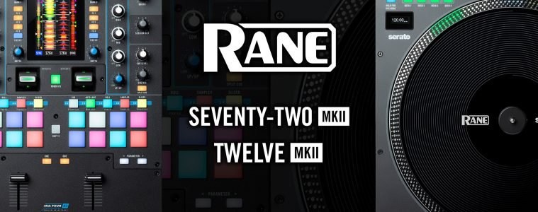 Rane SEVENTY-TWO MKII and TWELVE MKII for more than just Serato 2
