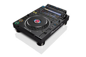 Pioneer DJ CDJ-3000 media player launch (15)