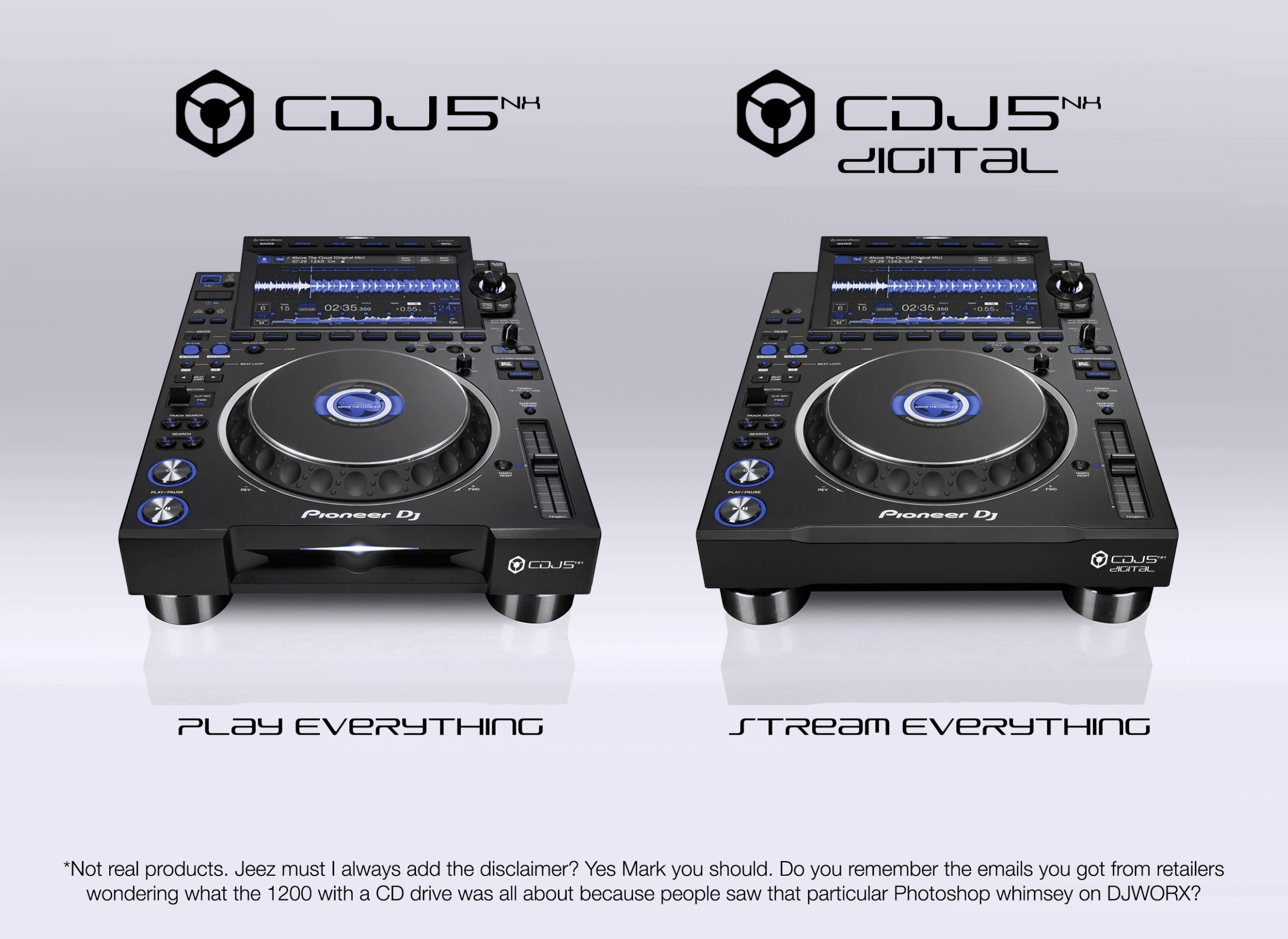 The PS5 and the possibility of streaming only DJ gear 4