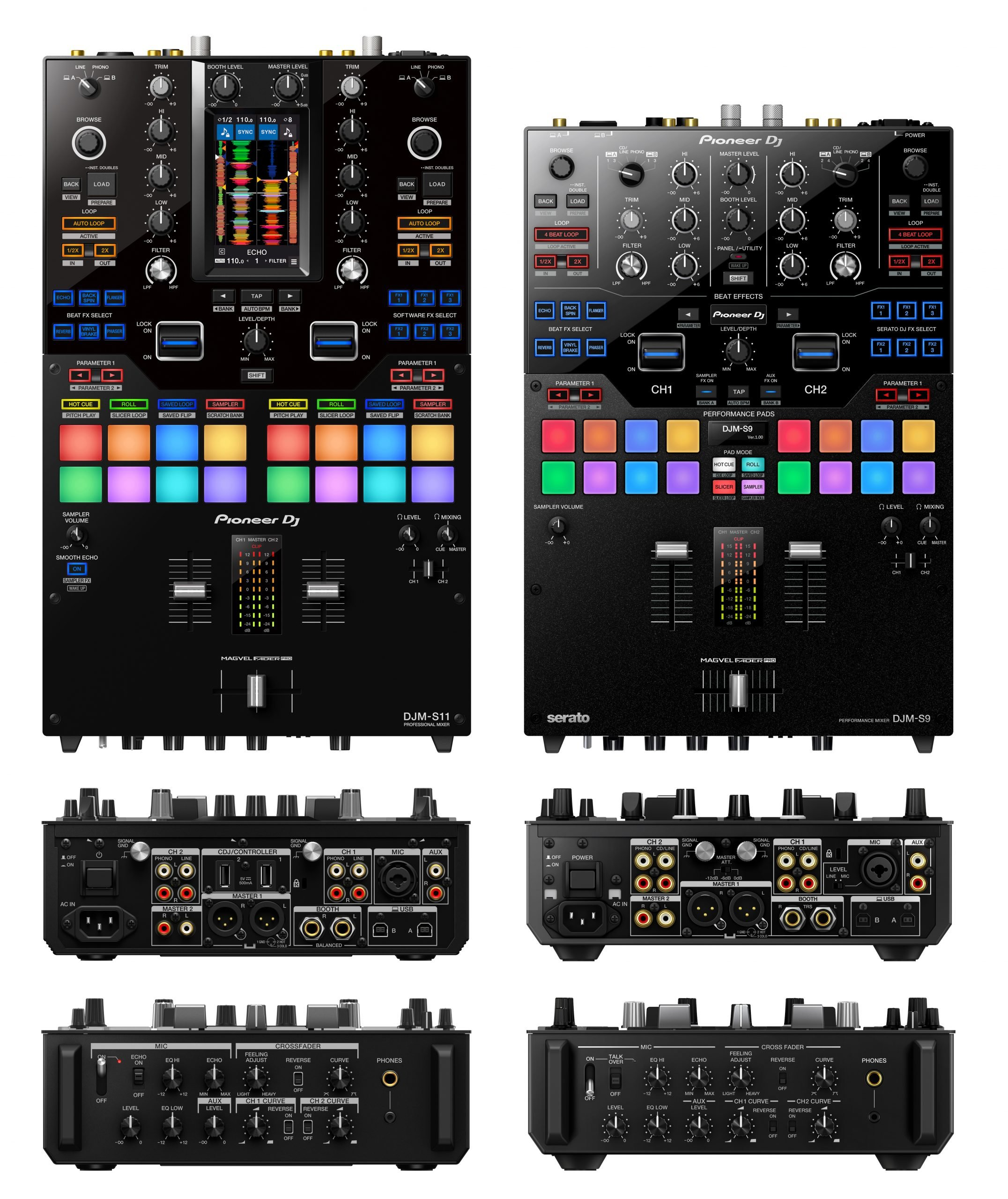 The Pioneer DJ DJM-S11 — some observations 3