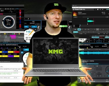 The XMG DJ 15 — one laptop to rule them all? Our Ray thinks so 8