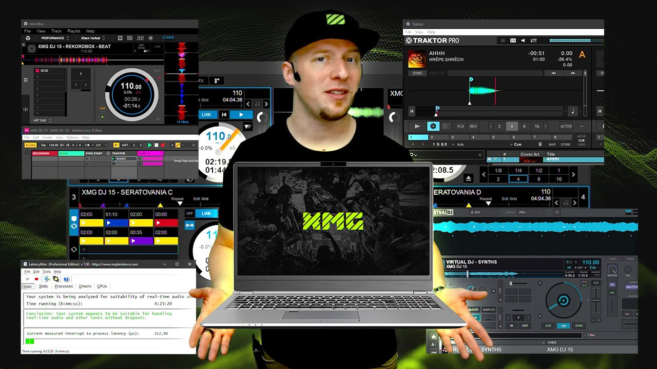 The XMG DJ 15 — one laptop to rule them all? Our Ray thinks so 6