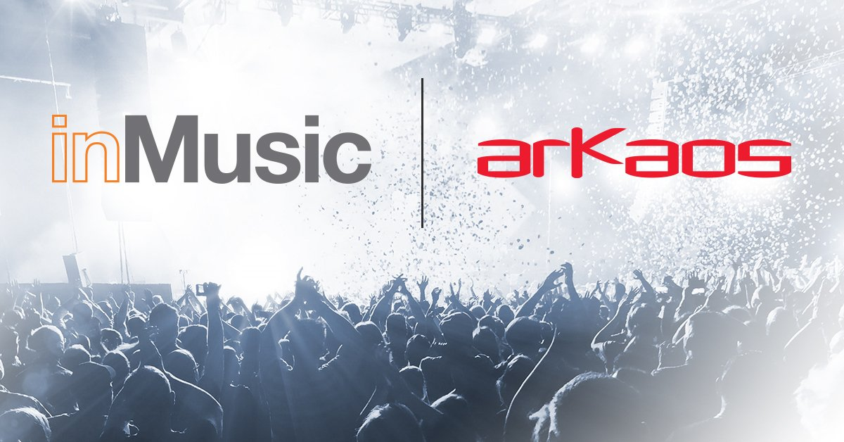 inMusic buys Arkaos, but I noticed something else... 4